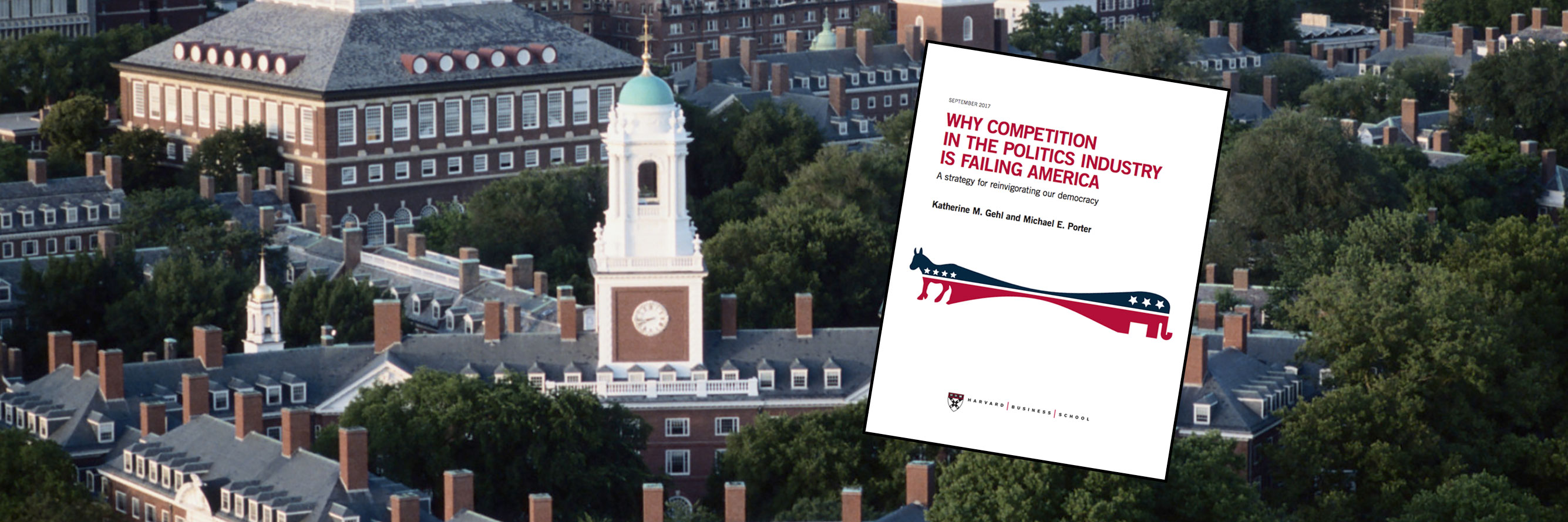 Harvard Business School report highlights ranked choice voting among reforms
