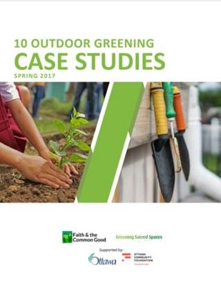 Outdoor Greening Case Studies