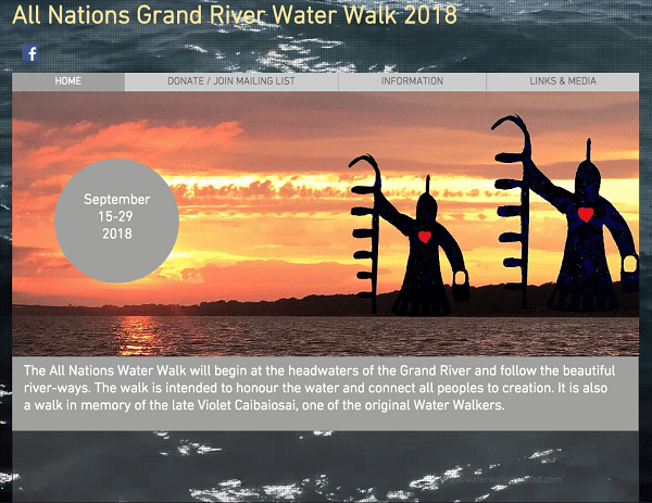 All Nations Water Walk