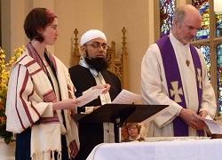 Abrahamic faith leaders