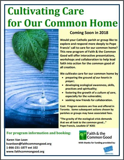 Cultivating Care poster