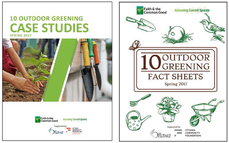 Outdoor Greening Resources