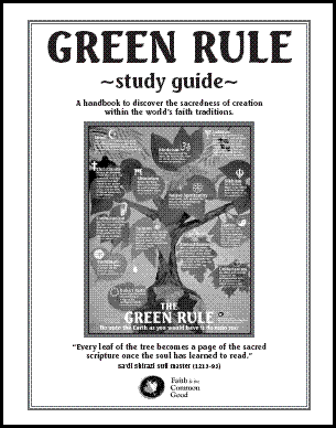 The Green Rule Study Guide