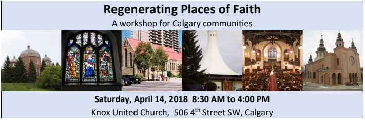Calgary workshop