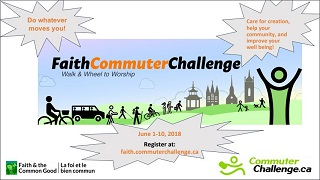 Faith Commuter Challenge presentation