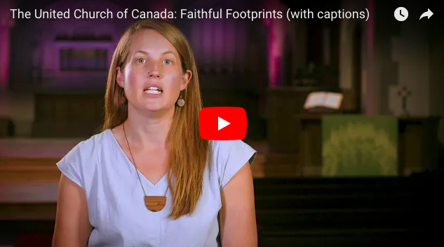 Faithful Footprints video