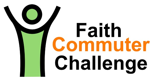 Faith Commuter Challenge logo