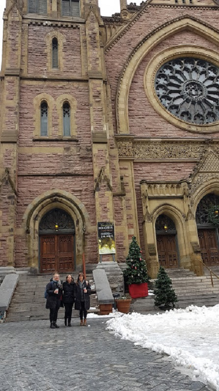 St James United Montreal