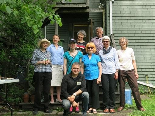 Universalist Unitarian participants