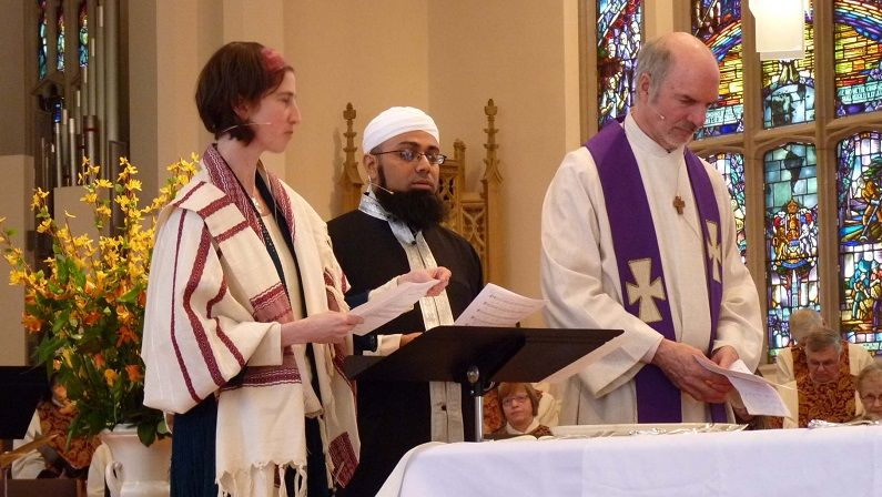Abrahamic Faith Leaders at GSS Forum 2011