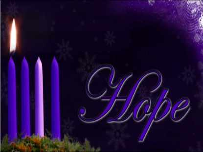 first sunday of advent hope faith dialogue. Black Bedroom Furniture Sets. Home Design Ideas