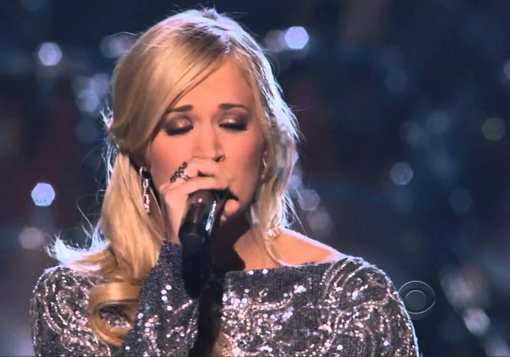Lyrics to How Great Thou Art song by Carrie Underwood O Lord my God when I in awesome wonder Consider all the worlds Thy Hands have made I see the star