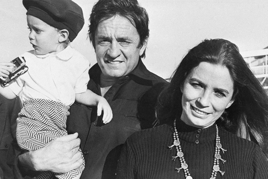 Johnny Cash And June Carter Only Had One Child Together John Today His Wife Ana Cristina Announced That They Have
