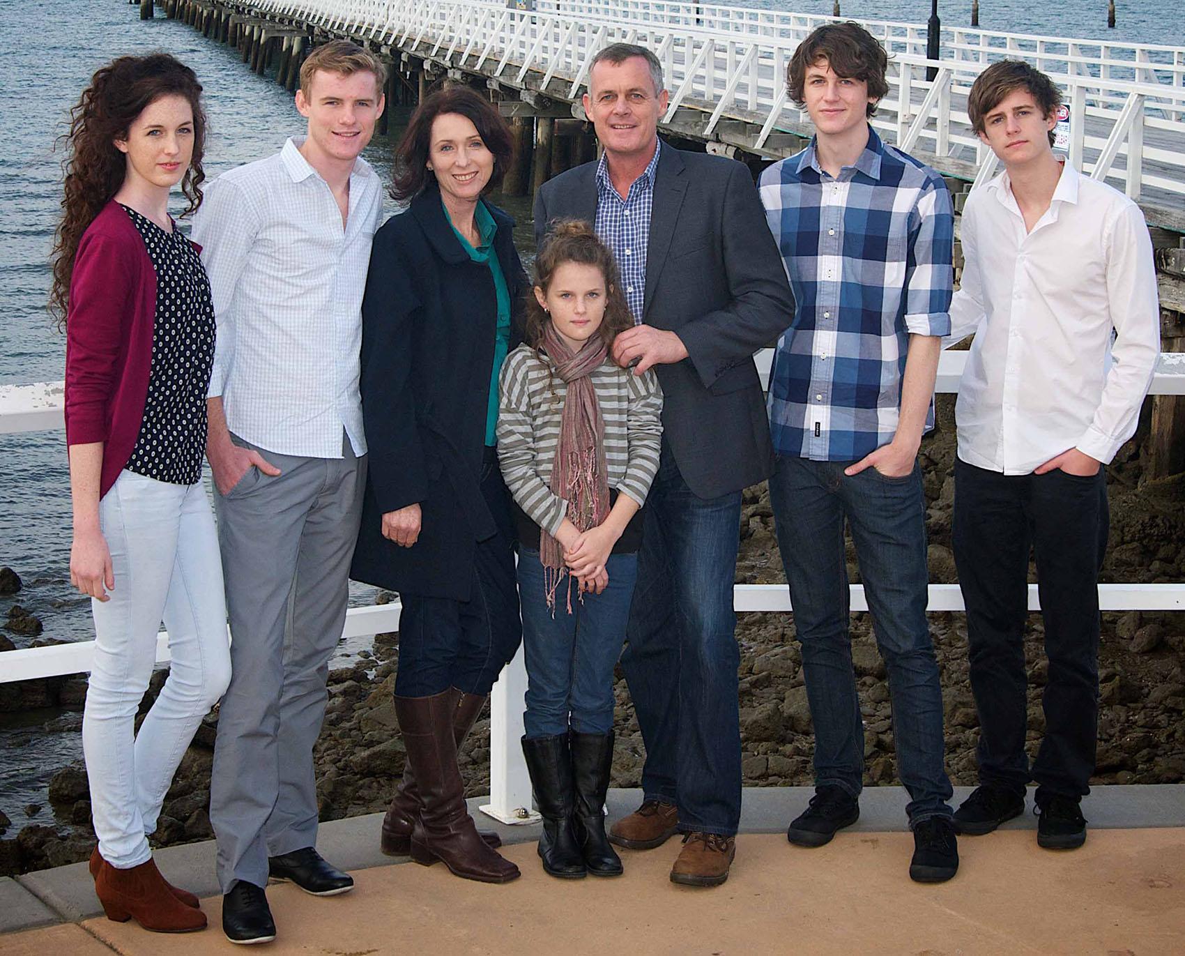 McGarvie Family