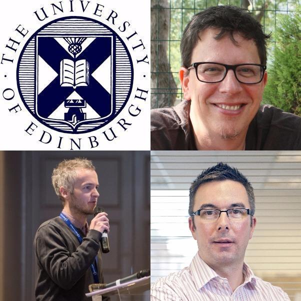 Sarah Rogers, Brock Lueck, Alan McMaster, Paul Bradshaw