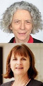 Lynn Jamieson & Margaret O'Brien