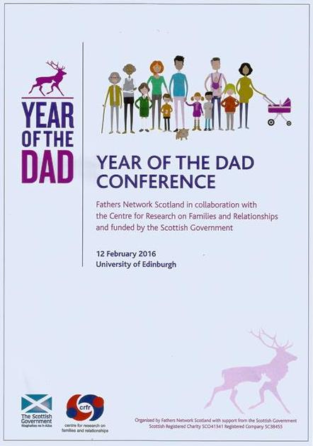 Year of the Dad Conference cover