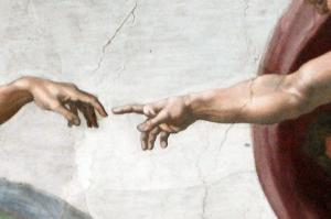Detail Sistine Chapel
