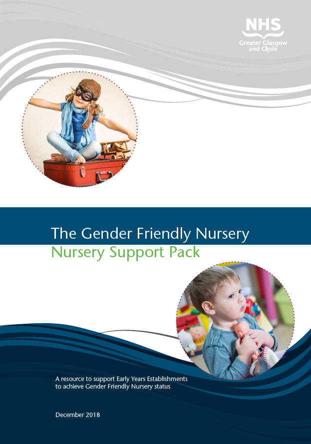 Gender Friendly Nursery Support Pack
