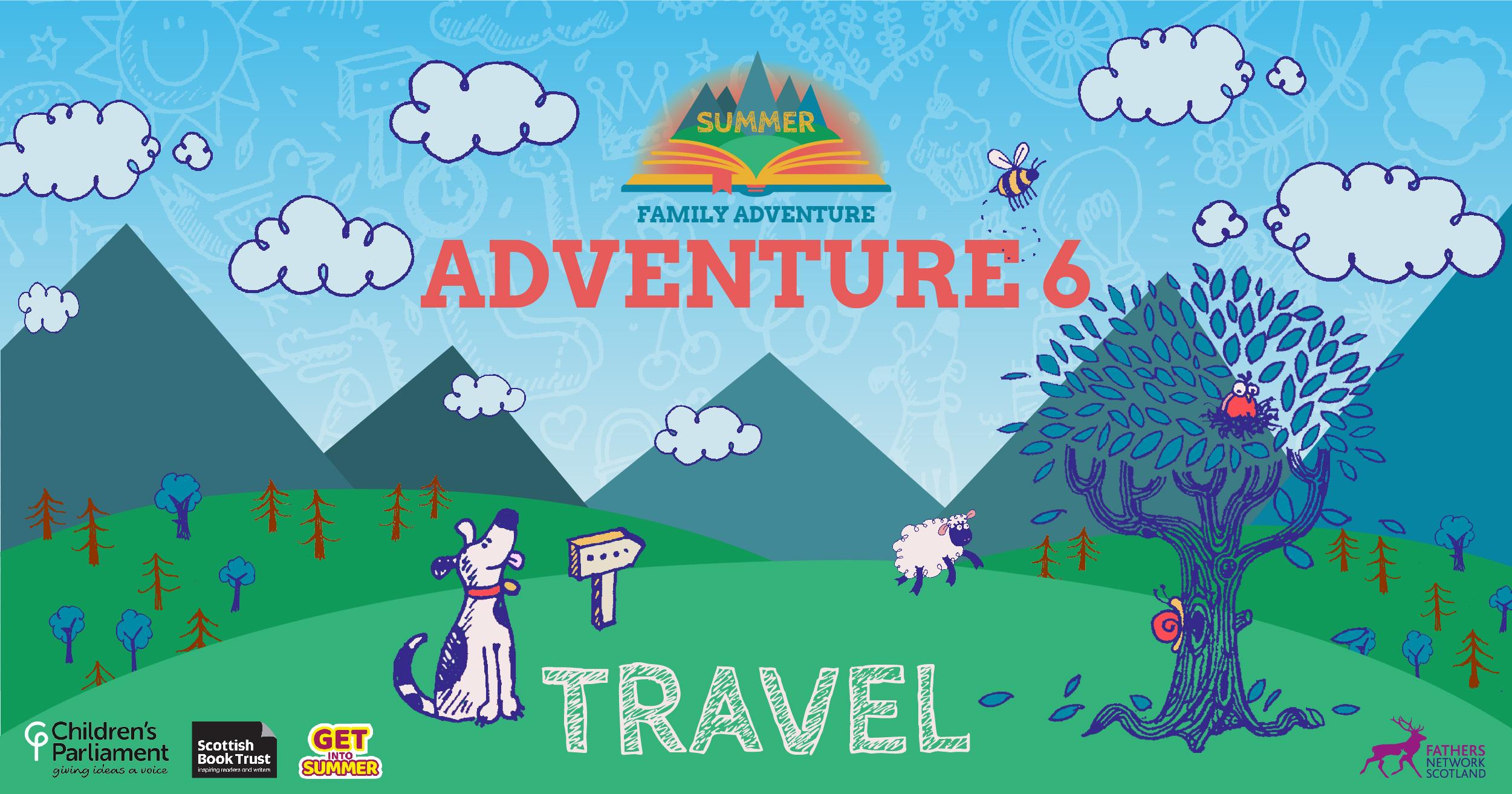 Summer Adventure Activity Pack