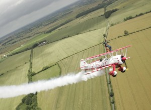 Wingwalking Webres