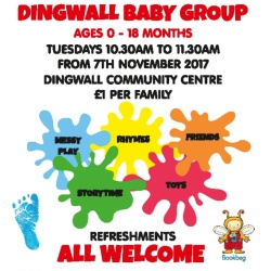 Care and Learning Alliance - Dingwall Baby Group