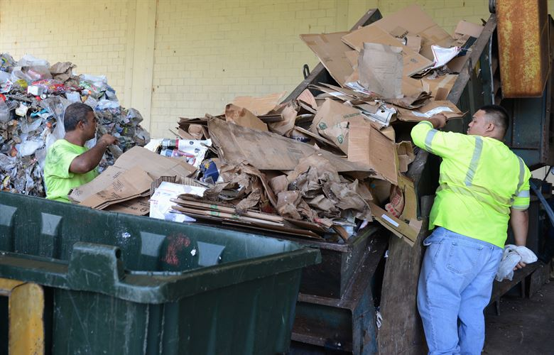 Submissions for Recycling Inquiry Extended