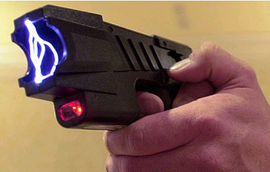 Taser Trap: Is Victoria falling for it?