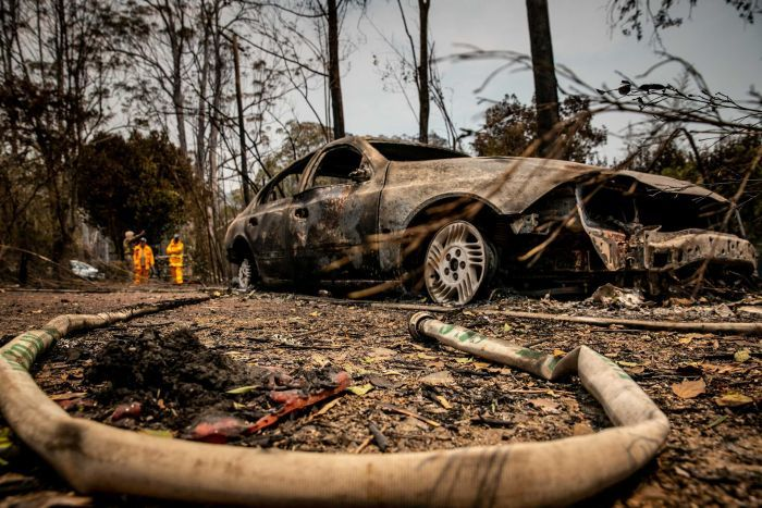 ABC: A new bushfire crisis is emerging as experts brace for an imminent surge in domestic violence