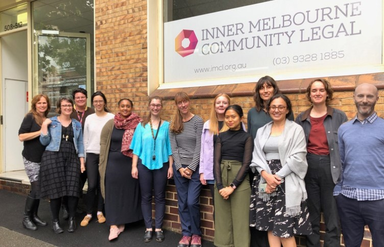 CLCs on the frontline - Inner Melbourne Community Legal
