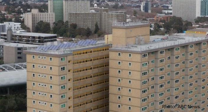 Federation response to housing estate lockdowns