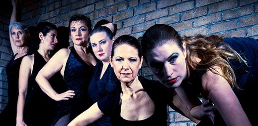 Alma del Tango with Trio Garufa