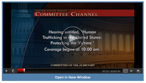 Trafficking in the United States