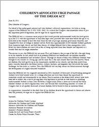 DREAM Letter