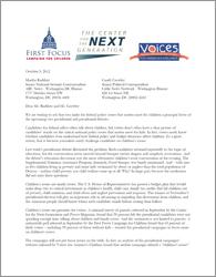 Debates Letter