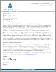 S 458 Letter to Reid