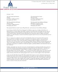 House GOP Leadership Letter