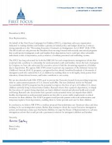 FFCC HR5759 Opposition Letter