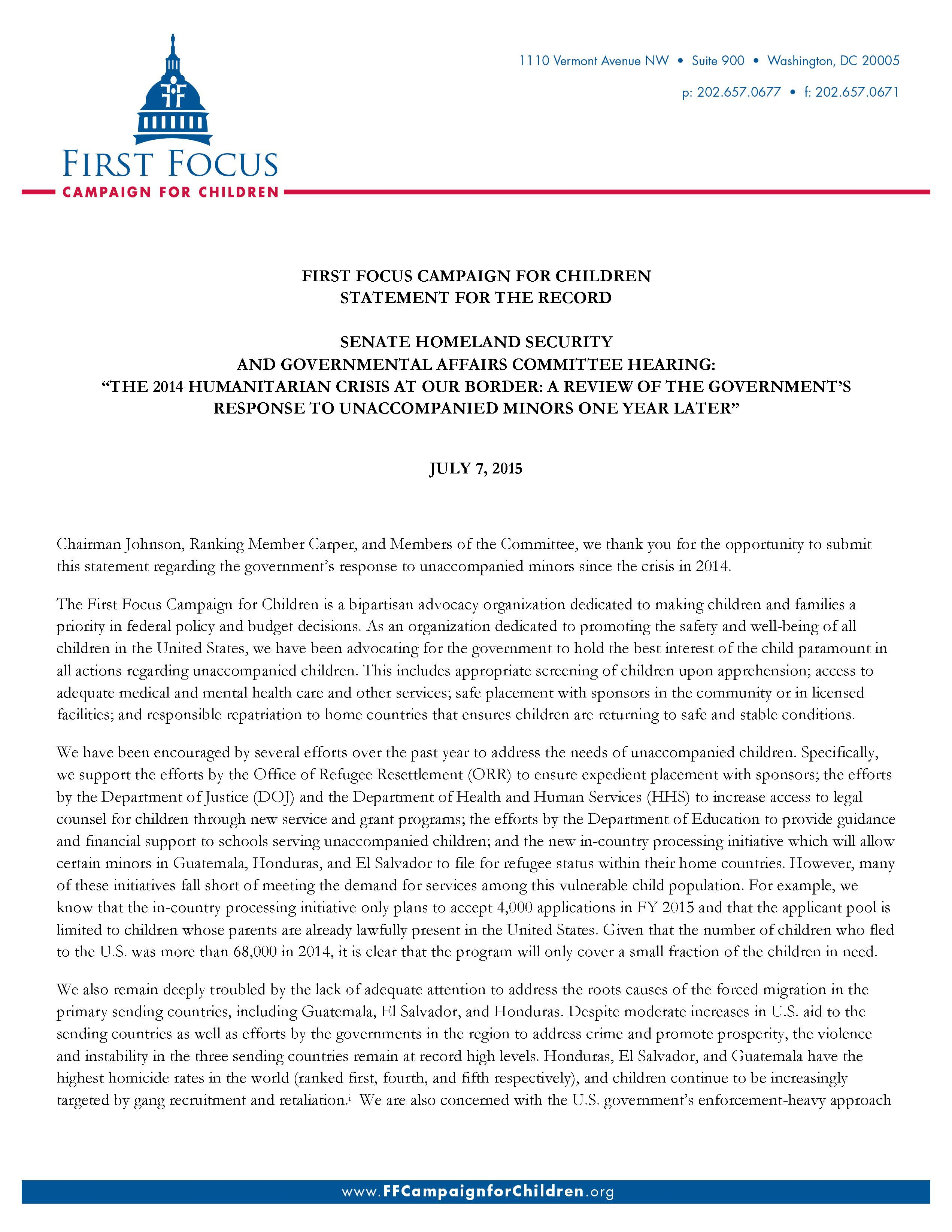 FFCC Statement for Senate Homeland Security Governmental Affairs Committee hearing 7 7 15_Page_1
