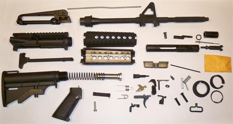 "BREAKING: Amendments to Calif  ""Ghost Gun"" Bill Would Enact"