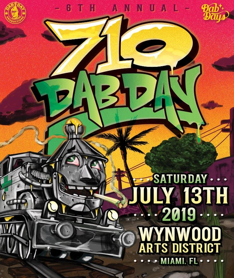 DAB Day 2019 Flyer