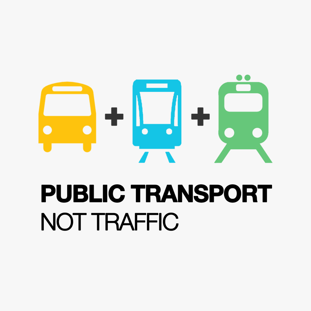 Public Transport Not Traffic