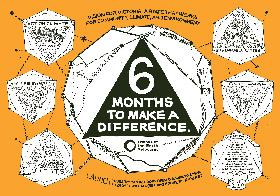 6 months to make a difference