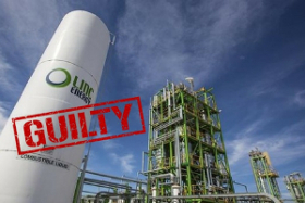 Linc Energy Guilty