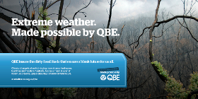 Ask QBE to ditch fossil fuels