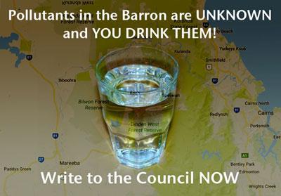 BARRON drinking water - unknown