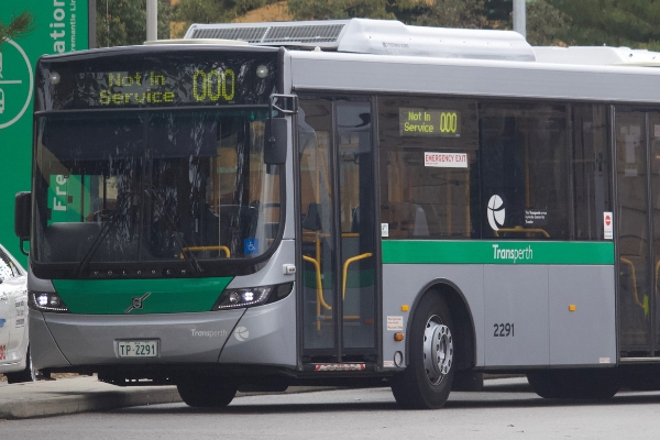 Perth needs a modern bus fleet free from fossil fuels