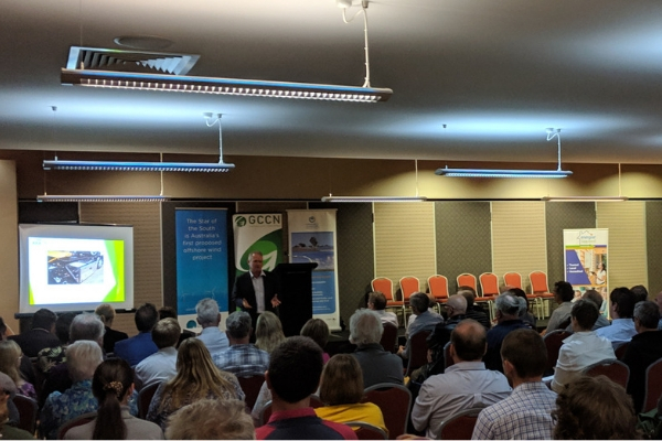 Renewable Energy Network meeting hosted by the Gippsland Climate Change Network