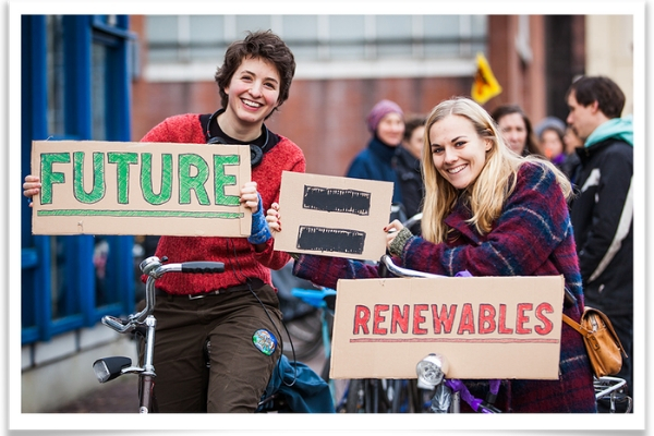 The future is renewables