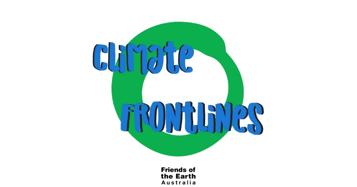 Climate Frontlines are focused on dealing with forced climate migration of people in the Pacific region. In particular, the Climate Frontlines Collective raises awareness about people living in the low-lying Pacific nations of Kiribati and Tuvalu who are being forced to leave their their communities due to climate change. These island communities are already being displaced by rising sea levels.